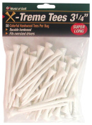Jef World of Golf Gifts and Gallery, Inc. 8.3cm Extreme Tee - 50 Pack