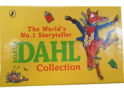 ROALD DAHL Collection 15 Books Box Set Phizz Wizzing Collection Book New