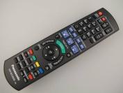 Panasonic Genuine Remote Control N2QAYB000780 Fits DMR-HW120EBK