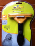 New Furminator Deshedding Tool Large Dogs 51-90 Lbs. Long Hair