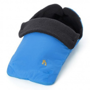 Out n About Nipper Footmuff V3 in Lagoon Blue