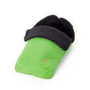 Out n About Nipper Footmuff V3 in Mojito Green