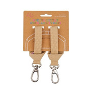 Pink Lining Changing Bag Stroller Straps and Hooks