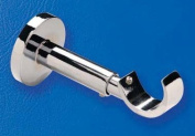 Speedy IDC 35mm Curtain Pole Support x 1, available in 4 different colours
