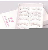 Domire 10 Pairs Regular Long and Eyelashes