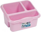 Cutlery Caddy / Sink Tidy - Baby Pink