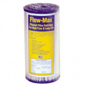 Watts Flow-Max 1 Micron Absolute 11cm x 25cm Pleated Water Filter