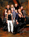 Buffy The Vampire Slayer Autograph Signed 8 x 10 Photo