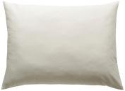 Odeja 48 x 76 cm Decor Pan Satin Pillowcase, Pack of 1, Ivory