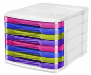 CEP Happy 8 Drawer Unit - Multicolor