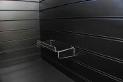Slatwall Front Lip Shelves 300 x 150mm - Retail Shop Display
