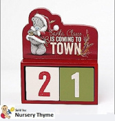 Me To You - Santa Claus is Coming to Town - Christmas Countdown Block