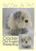 Knitting Pattern Cracker the Old English Sheep Dog