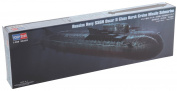 Hobbyboss 1/350 Russian Navy SSGN Oscar II Class Kursk Cruise Missile Submarine # 83521