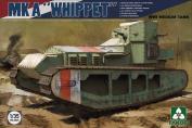 Takom 1/35 WWI Medium Tank Mk A Whippet No. 2025