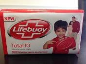 Lifebuoy Total 10- Soap Bar - 125g X 12 Bars