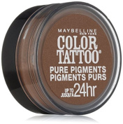 Maybelline New York Eye Studio Colour Tattoo Pure Pigments - Downtown Brown