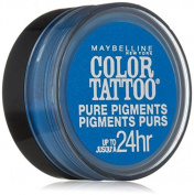 Maybelline New York Eye Studio Colour Tattoo Pure Pigments, Brash Blue