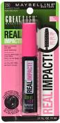 Maybelline New York Great Lash Real Impact Washable Mascara -250 Blackest Black