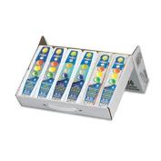 Semi-Moist Watercolours, 8 Assorted Colours, 36/Set, Sold as 36 Each