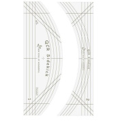 QCR Sidekick Ruler for Longarm Quilting Template