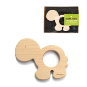 Wooden Teething Toys - Turtle Teether