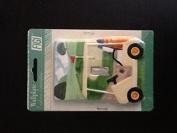 Golf Cart Wallplate