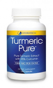 Turmeric Pure- Turmeric Curcumin 95%, 1,000mg Per Serving. A Powerful Antioxidant and Anti-Inflammatory. 120 Capsules Full Two Month Supply!