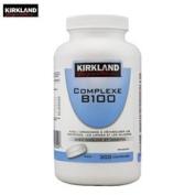 Kirkland Signature Vitamin B100 Complex, 300 tabs