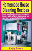 Homemade House Cleaning Recipes