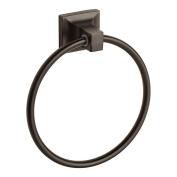 GotHobby Oil Rubbed Bronze Towel Ring Holder Hanger Bathroom Hardware Bath Accessory