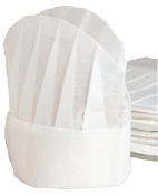 Disposable Chef Hat, Pkg of 25