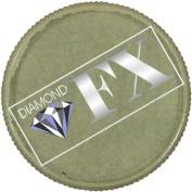 Diamond FX Metallic Face Paint - Silver