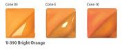 Amaco Velvet Underglaze - 60ml - V-390 Bright Orange