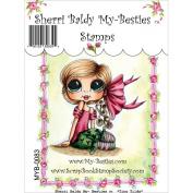 My-Besties MYB83 Clear Stamp, Tiny Tilda, 10cm x 15cm
