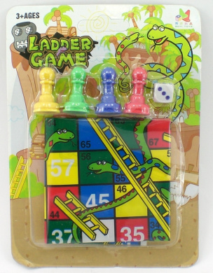 Snakes And Ladders Simple Game Set