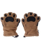 BearHands Little Boys' Youth Long Mittens