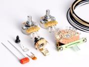 ToneShaper Guitar Wiring Kit, For Fender Telecaster, SSS2