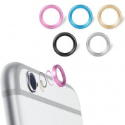 Mini-Factory 5 X Metal Lens Protector Ring for iPhone 6 (12cm ) And iPhone 6 Plus (14cm ) Rear Camera Lens Protector Ring (Package Included