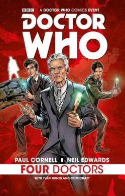 A Doctor Who Comics Event: The Four Doctors