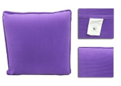 HealthmateForever Pressure Activated Massage Pillow (Purple Cordury) Shipping to USA ONlLY, No International Shipping.