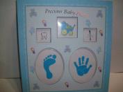 Precious Baby Photo Album Blue