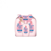 Johnson's Baby Lotion (Pack of 3) 2-800ml & 1-270ml Convenient bottle