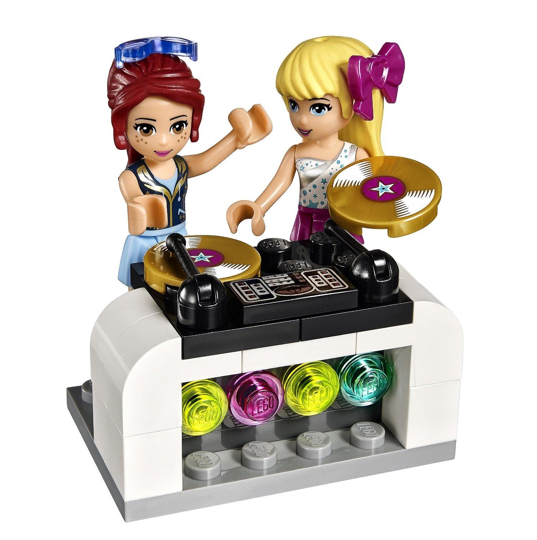 Lego Friends 41106 Pop Star Tour Bus Building Kit By Lego Shop