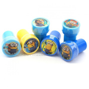 Despicable Me Minions Stampers Party Favours