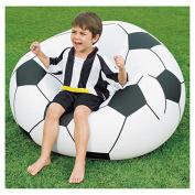 """Bestway """"Beanless"""" Soccer Ball Chair"""
