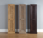 James Martin Furniture 238-107-5011 Savannah / Providence Linen Cabinet, Driftwood