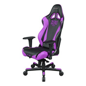 DXRacer OH/RV001 Racing Bucket Seat Office Chair Gaming Ergonomic with Lumbar Support