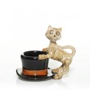 Yankee Candle Boney Bunch 2012 Cat Tea Light Holder
