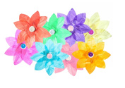 Floating Paper Lotus Candle - Pack of 10